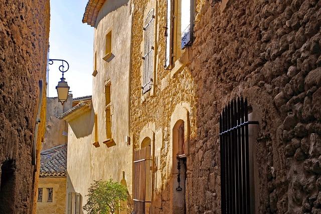 krása francouzských ulic